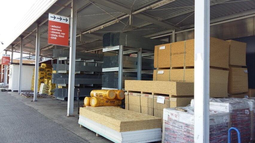 Gestionar depozit de materiale de construcții | Profelis Cluj Napoca