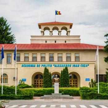 Admitere Academia de Poliție